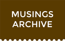 Musings Archive